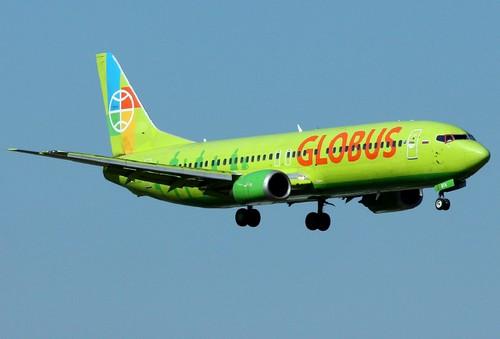 самолет Globus Airlines